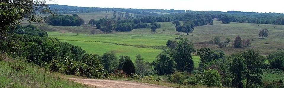 ranch land in Oklahoma