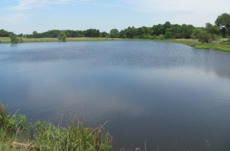 Sisson Ranch- 320 Acres +/- Wainwright, OK- CONTRACTED